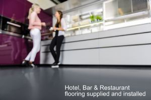 Bar & Restaurants Resin Flooring